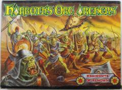 Harboth's Orc Archers #1