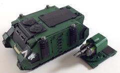 Salamanders Razorback/Rhino #2