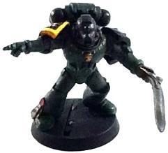 Salamander Sergeant #4