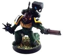 Salamander Sergeant #5