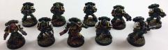 Salamanders Tactical Squad #6