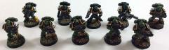 Salamanders Tactical Squad #7