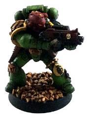 Salamanders Veteran Sergeant #1