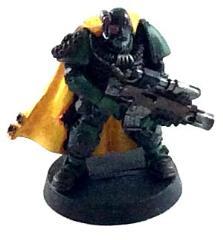 Ultramarines Sergeant Telion #1