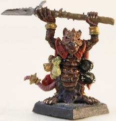 Clan Skryre Warlord