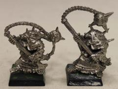 Plague Censer Bearers Collection #3