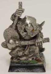 Plague Monk Musician #2