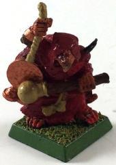 Plague Monk Musician #3