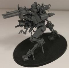Ironstrider #1