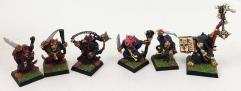 Skaven Plague Clergy Collection #1