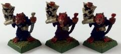 Plague Monk Scroll Bearers #1