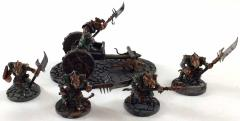 Stormvermin w/Chariot Collection #1