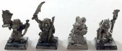 Skaven Warlord Collection #1