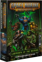 Space Marine Adventures - Labyrinth of the Necrons