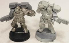 Assault Sergeants Collection #3