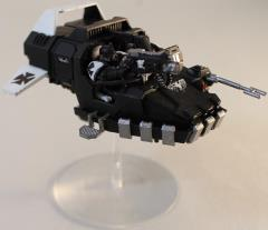 Black Templar Land Speeder