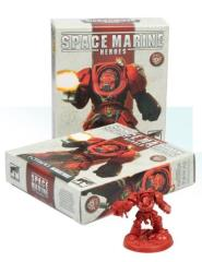 Space Marine Heroes Series 2 Blind Box
