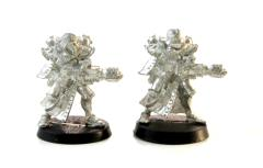 Battle Sister w/Flamer 2-Pack #1