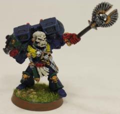 Assault Chaplain #1