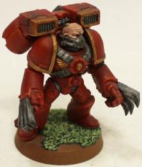 Assault Space Marine #1