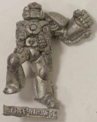 Assault Sergeant #1
