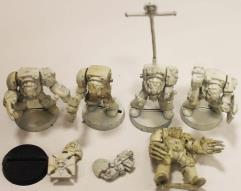 Assault Terminator Collection #4