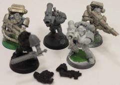 Devastator Squad #1