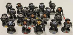 Iron Hand Tactical Squad #12