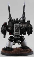Iron Hand Dreadnought #1
