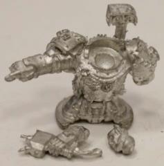 Sergeant Chronus Ultramarines Tank Commander #1