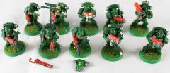 Space Marine Tactical Squad #1