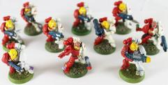 Space Marine Tactical Squad #10