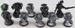 Space Marine Tactical Squad #11