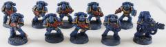 Space Marine Tactical Squad #14