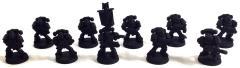 Space Marine Tactical Squad #100