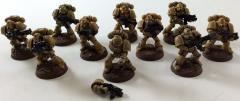 Space Marine Tactical Squad #103