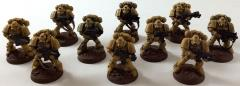 Space Marine Tactical Squad #104