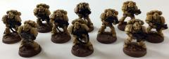 Space Marine Tactical Squad #105