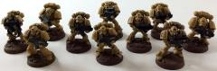 Space Marine Tactical Squad #106