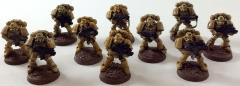 Space Marine Tactical Squad #107