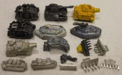 Space Marine Tank Collection #2