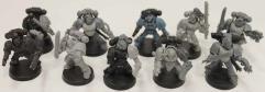 Space Wolves Assault Squad #2