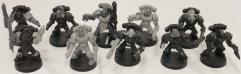 Space Wolves Assault Squad #3