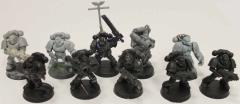 Space Wolf Tactical Squad #1