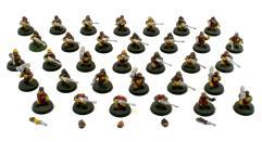 Squats Space Dwarfs Collection #1
