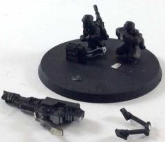 Steel Legion Heavy Weapon Team #1
