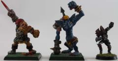 Blood Bowl Star Player Collection #1