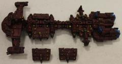 Tau Explorer Battleship #2