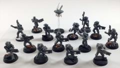 Fire Warrior Breacher Collection #1