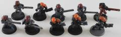Fire Warrior Collection #42